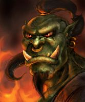 Fire ORC 2 by h798