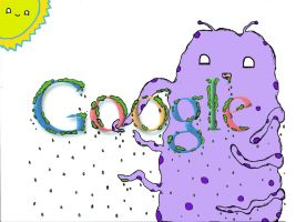 Google 4 Dooglely Monster by HiPanda1