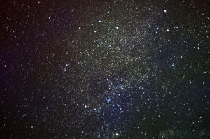 Milky Way Up Close by dart47