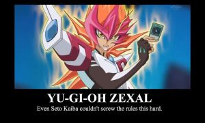 Yugioh Zexal - Screwing Ownage by BoldCurriosity