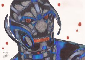 Ultron- They see hope... by Windows-Destructeur