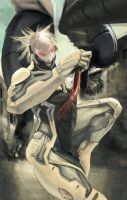 Raiden MGS4 by lGSG-9Sniper01