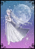 Princess Serenity by Voodoo--Dolly