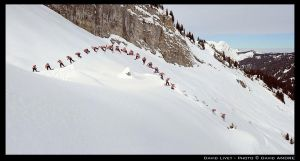 David Livet - Avoriaz. by ahky