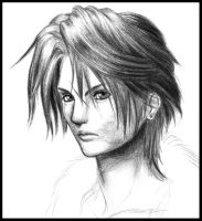 Squall - portrait by Amarevia