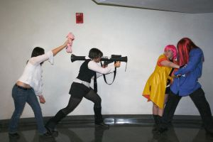 Gravitation Photo Shoot 9 by Witch-Hunter-87