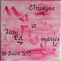 Wedding gift by Cassiopeeh