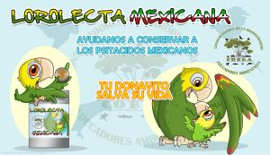 Help the mexican parrots by Almiux19