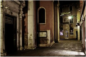 One night in Venice 010 by MarcoFiorentini