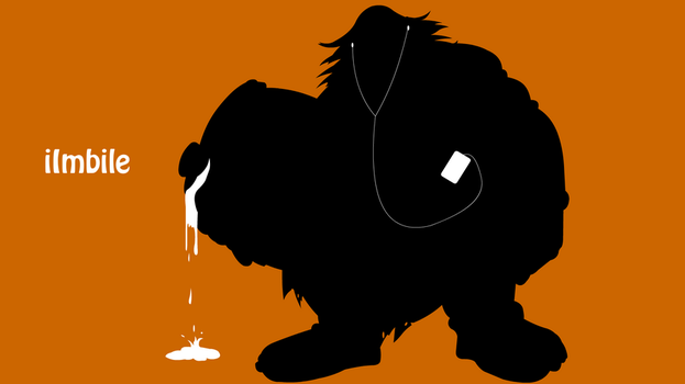 LOL Ipod - Gragas by Quiet-Lamp