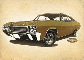 Buick GS by PachecoKustom