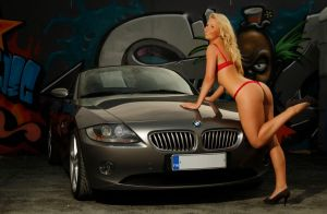 BMW by wphotography
