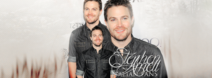 Stephen Amell by ContagiousGraphic