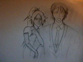 Rough Draft for animation by gamemaster8910