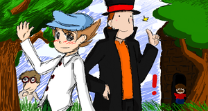 iScribble Fun 11 by Saber-chan
