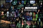 Batman: Arkham City 'GTA' Wallpaper by The-Katherinator