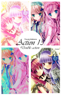 Action XIII -Double- by Thoxiic-Editions