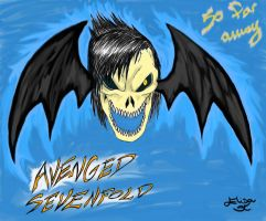 Avenged Sevenfold-The Rev by kirablackwolf