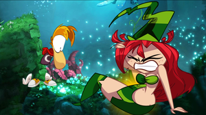 Betilla's Power Source? Rayman's Origins? by MikeSouthmoor