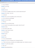 CleverBot Like a BAWS by MellowMagoo