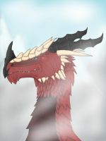 Dragon by thisistheonlyme