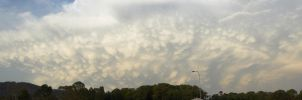 Mammatus Storm by shear-atmos-fear