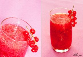 Compote of red currants by Morgaer