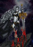 Lady Death - Scorn by faceaway