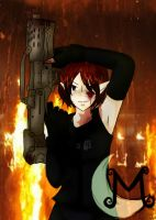 I love the Sound of Explosions by miasaka