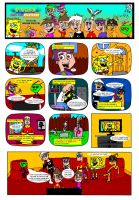 Spongebob + the Nicktoons Ep01 by kwjibo-deviations