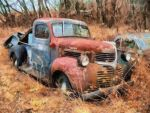 Old Dodge Pickup by RHuggs