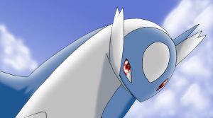 Latios by KingLegato