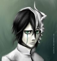 Bleach - Ulquiorra by laufeyja