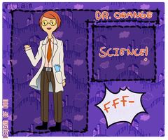 LoO: Dr. Orange by imAile