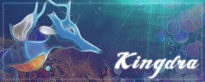 Kingdra Signature by SapphireStar4eva