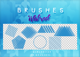 Brushes Abstract | FREE DOWNLOAD by iGirlError