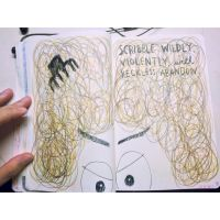 Wreck this Journal book by Kerl Smith by Willylicink