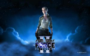 The Force Unleashed II Juno by MoonySascha