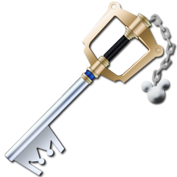 Key-Blade Icon by burntheashes0