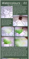 watercolour tutorial 01 by TheBanannamator