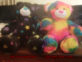Mine and My Mom's New Bears by Levi-Ackerman-Heicho