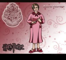 Dolores Umbridge by Belegilgalad