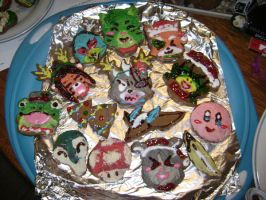 Xmas gingerbread 2 by Gie