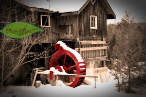 The Old Saw Mill by AllisonDahl