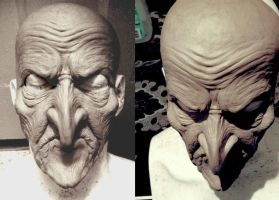 Sculpt by asconch