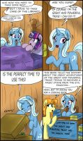 A new trixie 5 by CIRILIKO