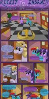 Rocket to Insanity: Common Differences 3 by seventozen