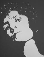 Bolan - Screenprint 2 by Pins-n-Feathers