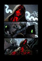 Updated Hellboy pg Fegredo by SpicerColor