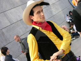 Lucky Luke by Bella261284